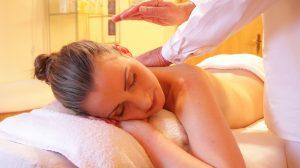 Massage gegen Schmerzen - TCM